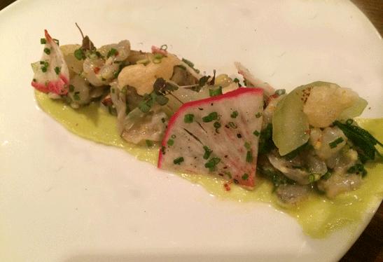 Pastaga-shrimps